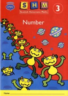 Image for Scottish Heinemann Maths 3, Activity Book 8 Pack