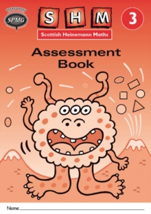 Image for Scottish Heinemann Maths 3, Assessment Workbook 8 Pack