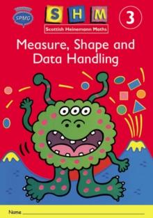 Scottish Heinemann Maths 3: Shape Activity Book 8 Pack -