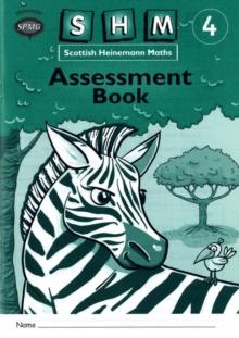 Scottish Heinemann Maths 4: Assessment Workbook (8 Pack) -
