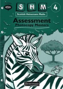Image for Scottish Heinemann Maths 4: Assessment PCMs