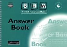 Image for Scottish Heinemann Maths 4: Answer Book