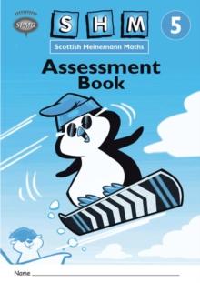 Scottish Heinemann Maths 5 Assessment Book 8PK - SPMG, Scottish Primary Maths Group