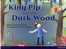 Image for Bug Club Red B (KS1) King Pip and the Dark Wood 6-pack