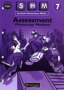 Image for Scottish Heinemann Maths 7 Assessment PCM's