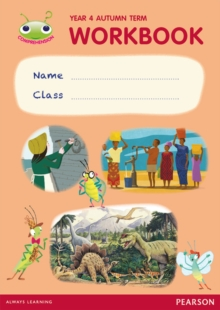 Image for Bug Club Pro Guided Y4 Term 1 Pupil Workbook