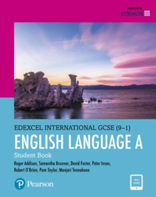 Image for English language: Student book