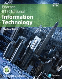 Image for BTEC Nationals Information Technology Student Book 1