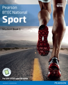 Image for BTEC nationals sport: for the 2016 specifications.