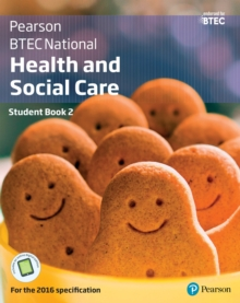 BTEC Nationals Health & social care.: (Student book 2 + activebook.) - Aldworth, Carolyn