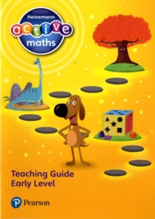 Image for Heinemann Active Maths - Early Level - Teaching Guide