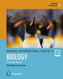 Image for Edexcel International GCSE (9-1) biology: Student book
