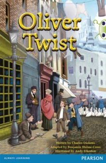 Image for Bug Club Pro Guided Year 6 Oliver Twist