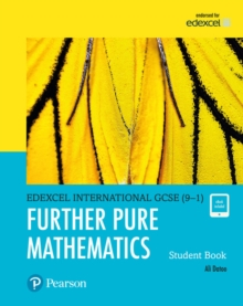 Image for Further pure mathematics: Student book