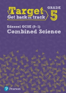 Image for Edexcel GCSE (9-1) combined science: Intervention workbook