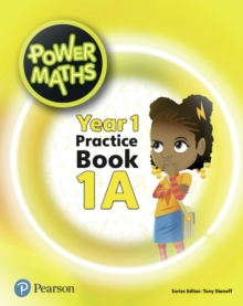 Image for Power Maths Year 1 Pupil Practice Book 1A