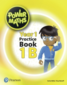 Image for Power Maths Year 1 Pupil Practice Book 1B