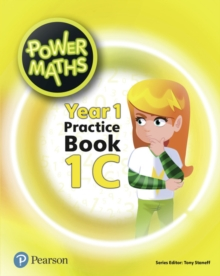 Image for Power Maths Year 1 Pupil Practice Book 1C
