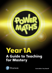 Image for Power Maths Year 1 Teacher Guide 1A