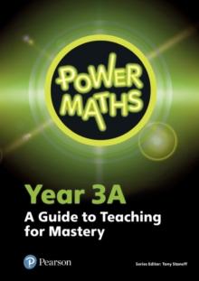 Image for Power Maths Year 3 Teacher Guide 3A
