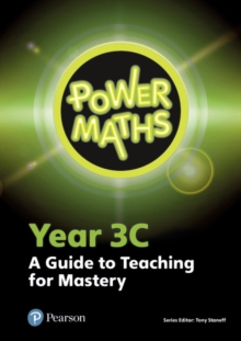 Image for Power Maths Year 3 Teacher Guide 3C