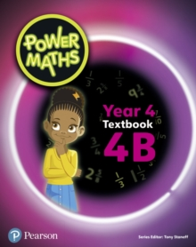 Image for Power Maths Year 4 Textbook 4B
