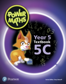 Image for Power Maths Year 5 Textbook 5C