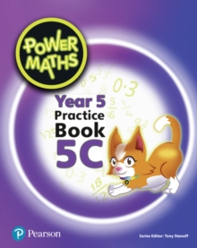 Image for Power Maths Year 5 Pupil Practice Book 5C