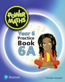 Image for Power maths6A: Year 6