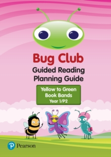 Image for Bug Club Guided Reading Planning Guide - Year 1(2017)