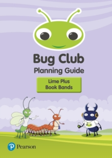 Image for Bug Club Lime Plus Planning Guide
