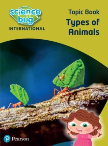 Image for Science Bug: Types of animals Topic Book