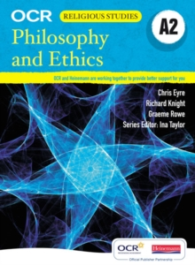 Image for A2 Philosophy and Ethics for OCR Student Book