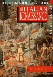 Image for Heinemann History Study Units: Student Book.  The Italian Renaissance