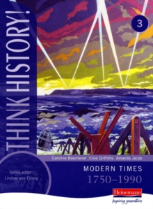 Image for Modern times, 1750-1990Core pupil book 3