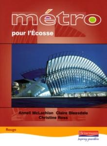 Image for Mâetro pour l'âEcosse  : rouge (upper)