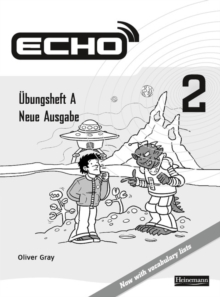 Image for Echo 2 Workbook A 8pk New Edition