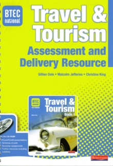 Image for BTEC National travel & tourism  : assessment and delivery resource