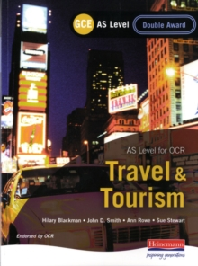 Travel & tourism  : AS Level for OCR