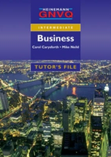 Image for Business: Tutor's file