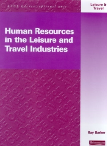Image for AVCE human resources in the leisure and recreation industry (Unit 22) and the travel and tourism industry (Unit 20)