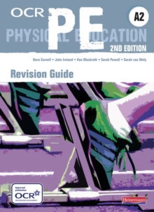 OCR PE physical education A2: Revision guide