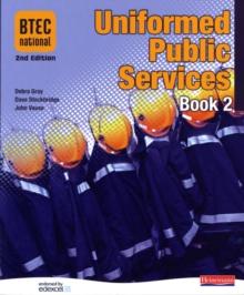 Image for Uniformed public servicesBook 2