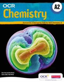 Image for OCR A2 Chemistry A Student Book and Exam Cafe CD