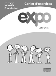Image for Expo (AQA&OCR) GCSE French Foundation Workbook pack of 8