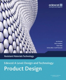 Image for Edexcel A level design and technology - product design: Resistant materials technology