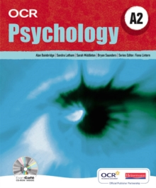 Image for OCR A Level  Psychology Student Book (A2)