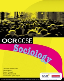Image for OCR GCSE sociology