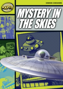Image for Rapid Reading: Mystery in the Skies (Stage 6, Level 6A)