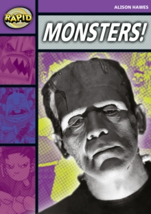 Image for Rapid Reading: Monsters! (Stage 1, Level 1B)